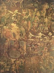 Ajanta-cave-painting