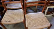 corde danoise chaise