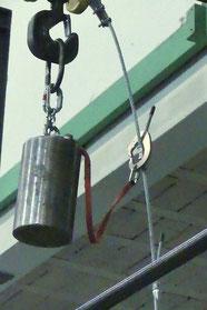 igne de vie verticale Clip'fil Kujanak