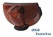 Rücklicht AXA Basta Ray Steady