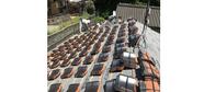 屋根葺替工事 野地板・ルーフィングの貼替