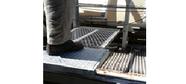 鉄骨階段設置(鉄骨避難通路製作) 非常用避難通路 ベランダ 階段 ビル
