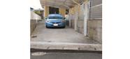 駐車場リフォーム 段差解消 レミファルト カーブミラー