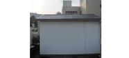 倉庫 屋根塗装 トップライト交換