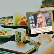 Ateliers d'écriture en ligne et en direct