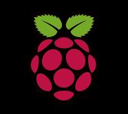 Logotipo creado por Paul Beech (Fuente: www.raspberrypi.org)