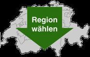 Regionen Autoverwertung Schweiz