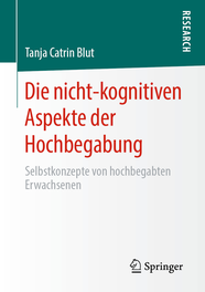 Buchcover: Die nicht–kognitiven Aspekte der Hochbegabung