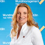 Inga Hoffmann-Tischner - Geschäftsführerin und Inhaberin Wundmanagement Köln und Pflegedienstleiterin Kölner Pflegedienst