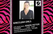 Barcelonacity FM Nora Barcelona girls Jeanine