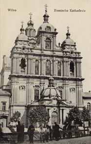 Rusiška katedra / Russian Cathedral