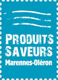 Logo produits et saveurs marennes oléron GAEC GUINOT 17310