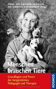 ^Menschen brauchen Tiere - Grundlagen und Praxis der tiergestützten Pädagogik und Therapie