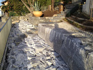 Realizzazione di giardini rocciosi