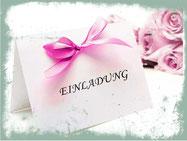 Hochzeit, Papierwaren, Einladungen, Tischnummer, Gästeliste