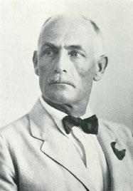 A. M. Hocart im Alter von 47