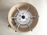 """Installiertes Snare/Tom Triggersystem (12"""")"""