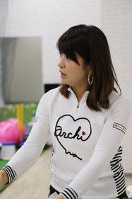 坂之下侑子 ポッププランニング 女子プロゴルファー派遣