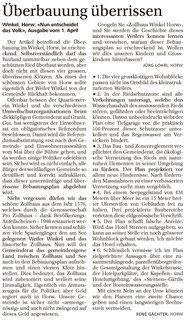 NLZ vom 11. April 2016 Leserbrief René Gächter