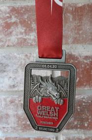 Great Welsh Halbmarathon