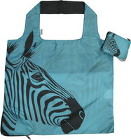 Chilino Bag Tasche Zebra, blau