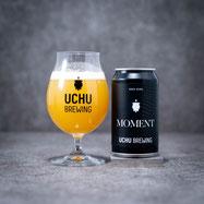 宇宙ビール UCHU BERUWING   MOMENT