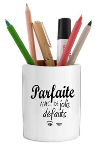 bougie range crayons