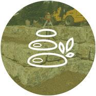 Gartenpflege Franke - Ihr Landschaftsgaertner für Natursteinmauer in Nidda, Hungen, Lich, Buedingen, Bad Vilbel, Butzbach, Altenstadt, Ortenberg, Bad Homburg und Wölfersheim