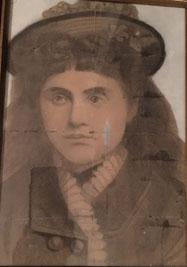 Fanny Sichel, geb. Trepp, geb. 14.2.1861 in Fulda (Jacobs 1. Frau)