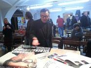 Johannes Silberschneider liest Herms Fritz @ Werkstatt Murberg