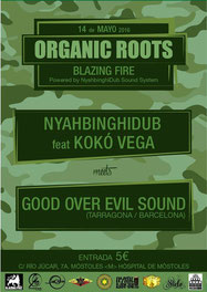 organic roots festival