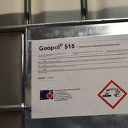 Geopolymerbinder GEOPOL® 515 im IBC