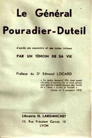 Le Général Pouradier-Duteil