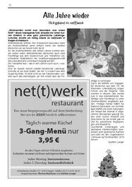 Heimatverein Achenbach Weihnachtsfeier 2017