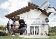 Sicherheitstechnik für Haus, Wohnung und Gewerbe
