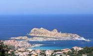 Corse - île Rousse