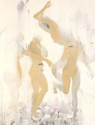 欢悦   CHEERS! 300X230CM 布面油画  OIL ON CANVAS  2008