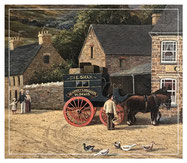 Pembrokeshire, Wales, village beer delivery