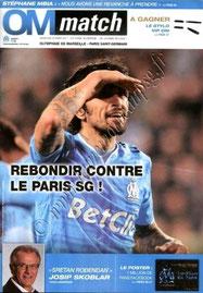 2011-03-20  Marseille-PSG (28ème L1, OM Match N°116)