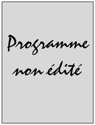 Programme  PSG-Bastia  2003-04