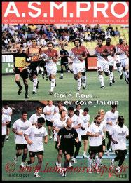 Programme  Monaco-PSG  2001-02