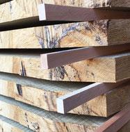 Edles, heimisches, Holz, Edelholz, Bohlen, Eichenbohlen, Eichenbretter, Edellaubholz für Schreiner, Innenausbau, Holz, für, Bastler, Kreative