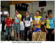 2ème Vincent Epifanie à Lussan Adeilhac (31) -2011