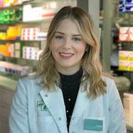 Myriam Porchet, Assistante en pharmacie