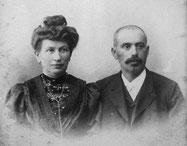 Davids Eltern Jette und Samuel Nußbaum
