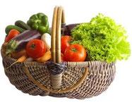 panier de legumes La cueillette de cappy - Cappy - Somme - Picardie - Vallée de la Somme - Pays du Coquelicot- fruits et legumes de saison - producteur