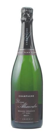 Champagne Yann Alexandre : Grande Réserve