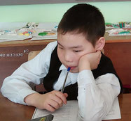 Леонтьев Игорь, 5 класс