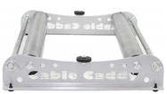 Abrollvorrichtung Cable Caddy 510, silber