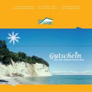 Gutschein Urlaub Rügen